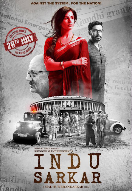 Indu Sarkar (2017) Hindi Movie Full HDRip 720p