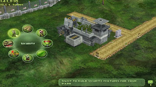 JURASSIC PARK OPERATION GENESIS Cover Photo