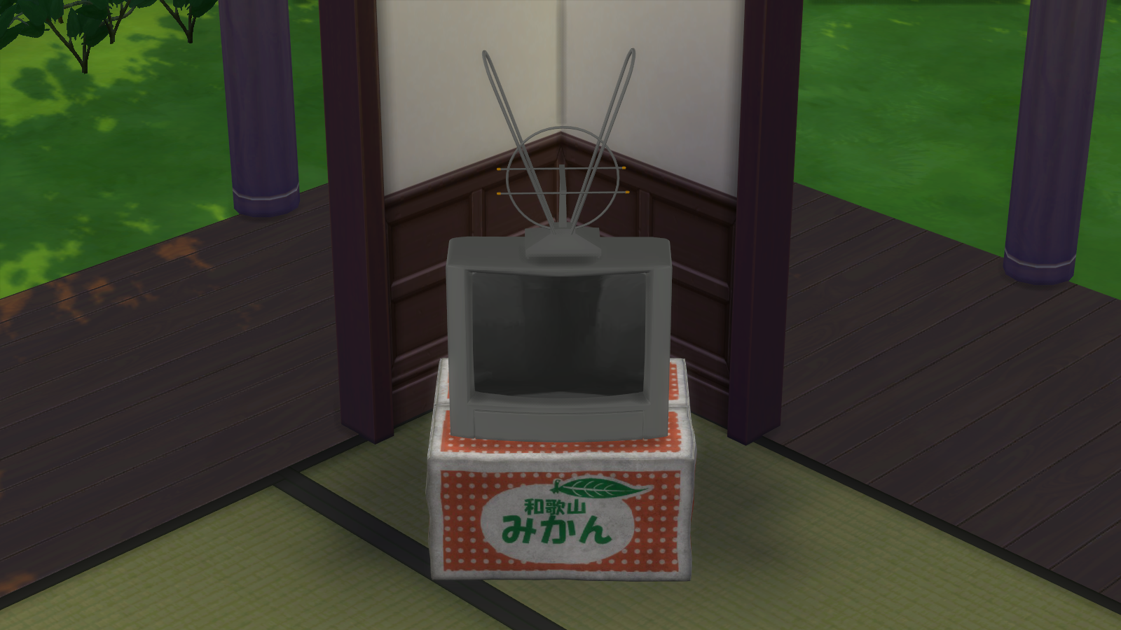 My Sims 4 Blog: Japanese Bedroom Set by Noiranddarksims
