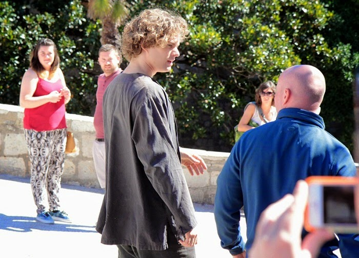 Sir Loras, aka, el Caballero de las Flores (Finn Jones) Game of Thrones Season 5