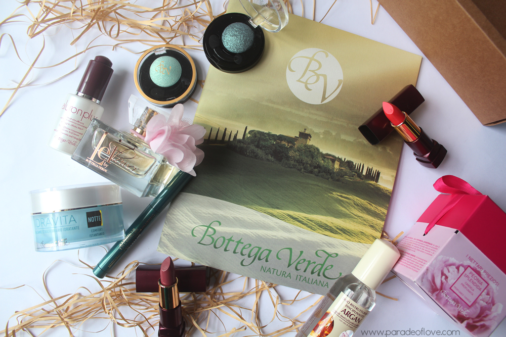 Bottega Verde Beauty Products Review