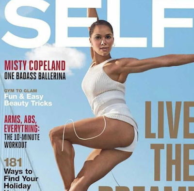 John Malveaux: Self: American Ballet Theatre & Segerstrom Center for the Arts present  The Nutcracker.  Misty Copeland danced Dec. 9 & will return Dec. 16 & 17