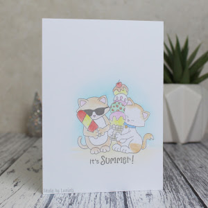 It's summer by Lucie features Newton's Summer Treats by Newton's Nook Designs; #newtonsnook