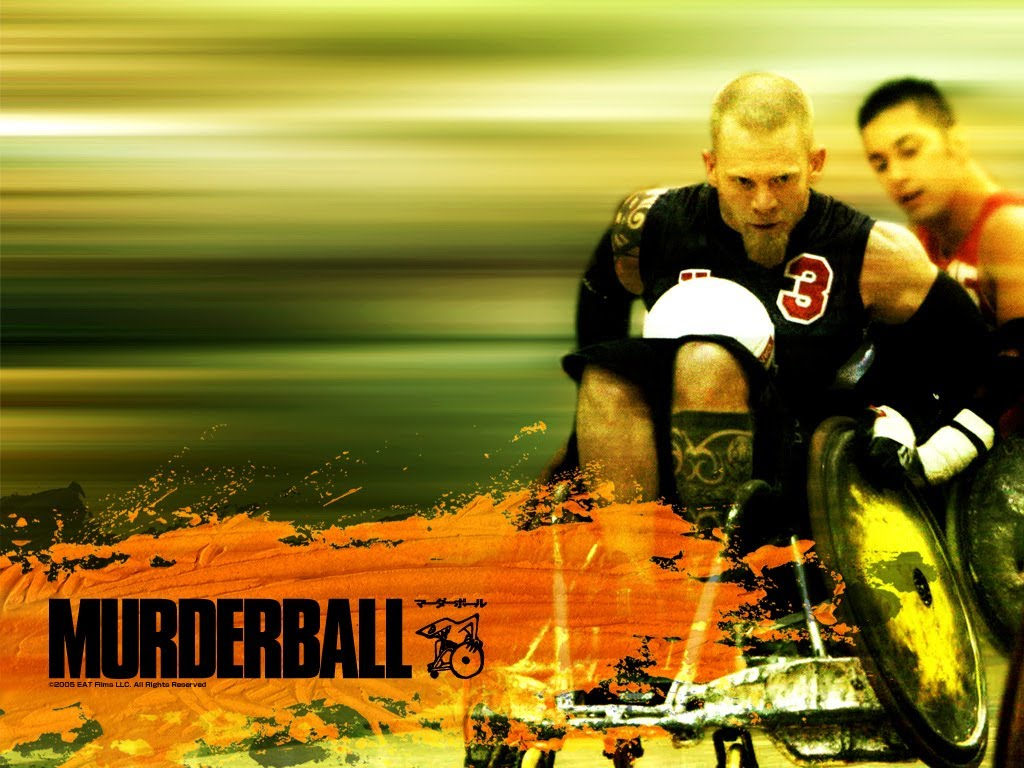 murderball movie review Watch murderball (2005) online film about physically disabled athletes who play for a wheelchair rugby team it follows the team as they discuss sport, life and how they ended up in wheelchairs as they play their way to the 2004 athens paralympic games.