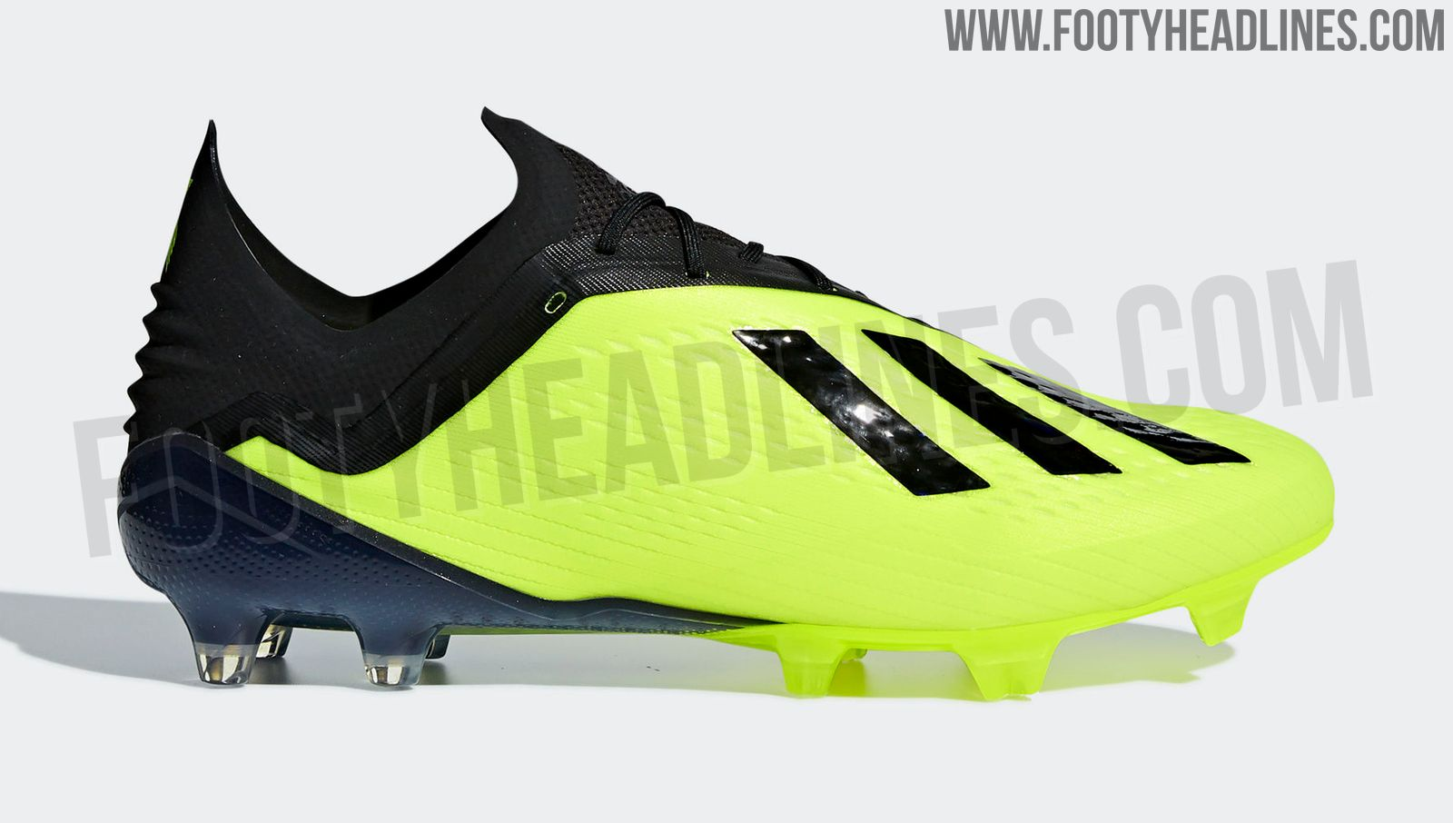 ff7c813f8 Adidas X 18.1  Team Mode  2018-2019 Boots Leaked - Leaked Soccer Cleats