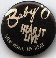 Baby'O button