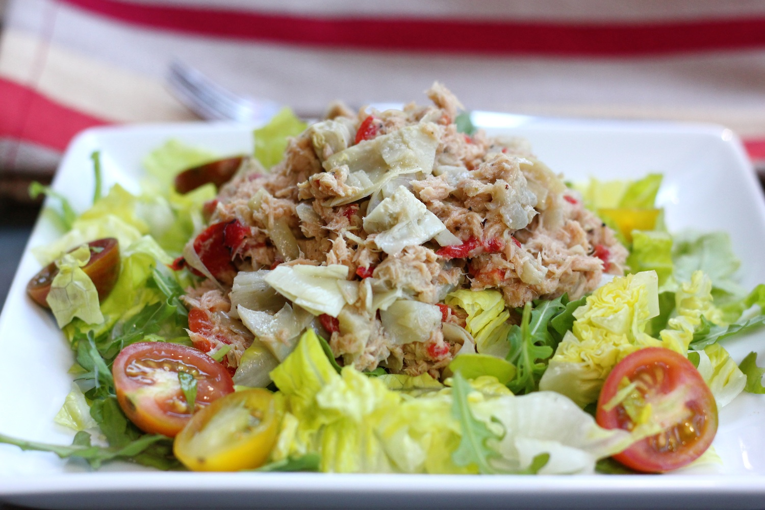 The Lucky Penny Blog The BEST Mayo Free Tuna Salad