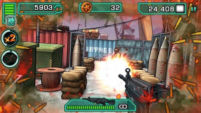 Major GUN FPS endless shooter Mod Apk v3.3 Terbaru Unlimited Money
