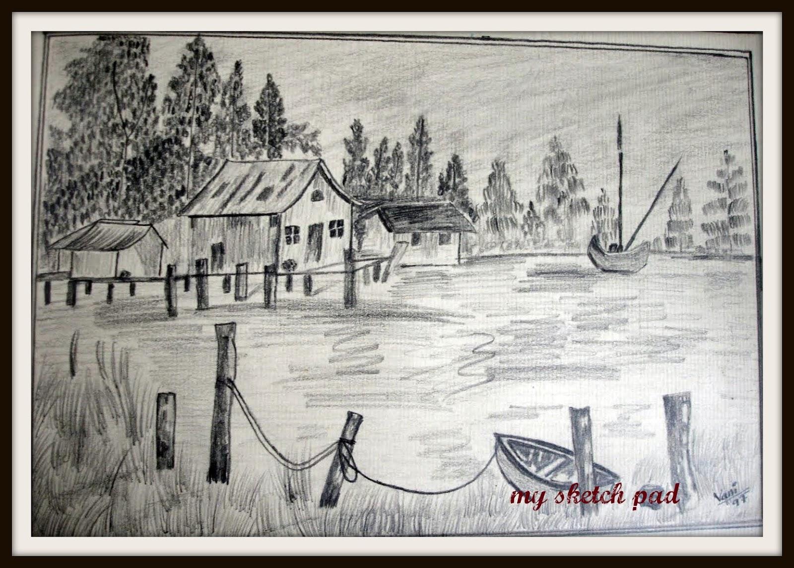 My Sketch Pad: January 2010