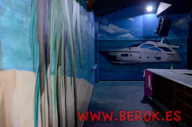 graffiti barco