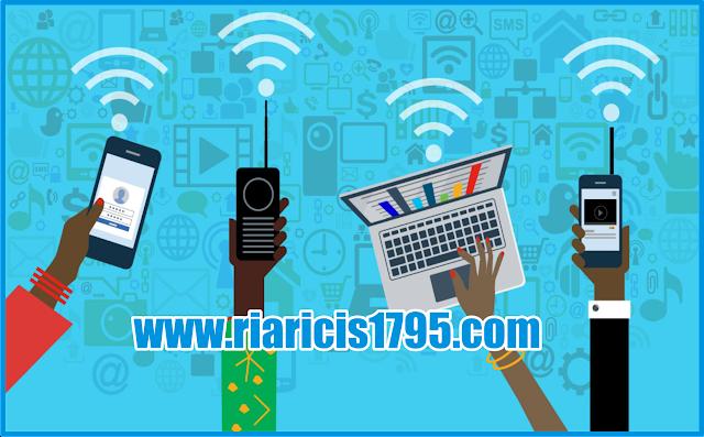 Internet Dan Teknologi Sebagai Media Untuk Berbagi