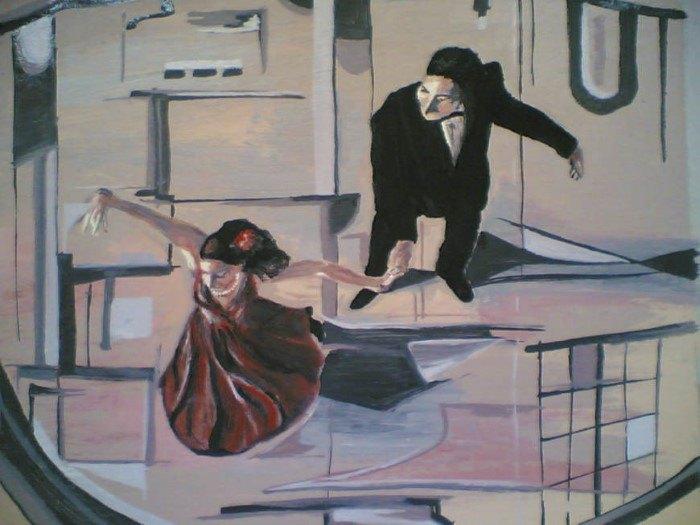 Сербский художник. Katarina Radenkovic