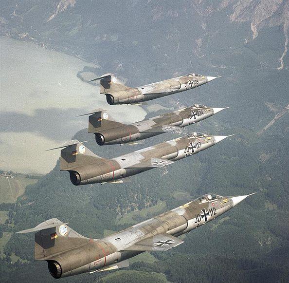 Bilder & Fotos Sammeln & Seltenes Conscientious Fotografie Flugzeug Lockheed F-104 Starfighter