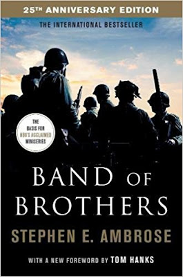 Band of Brothers by Stephen E. Ambrose (Book cover)
