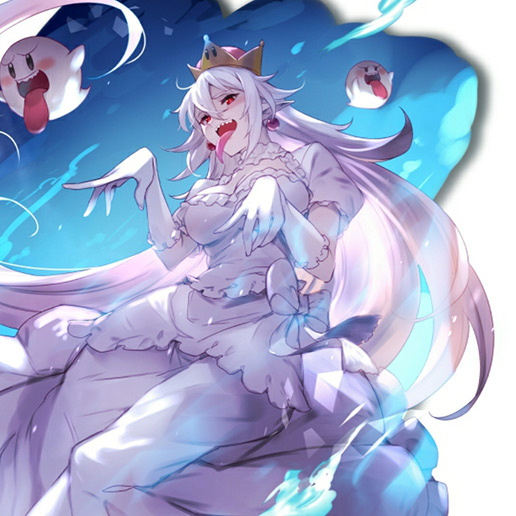 Bowsette and Booette Wallpaper Engine