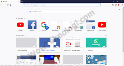 Cara Menjalankan Aplikasi Firefox Lewat CMD