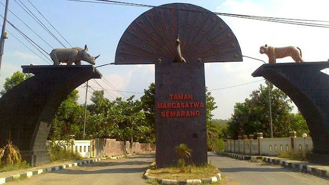 Wisata Taman Margasatwa Bonbin