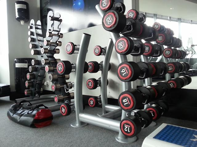 Trójmiejskie Siłownie - My Gym