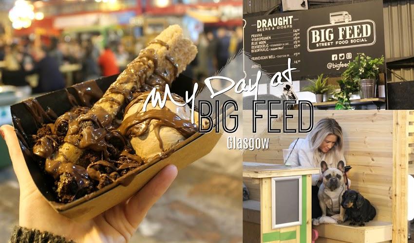 My Day at Glasgow's Big Feed Street Food Festival