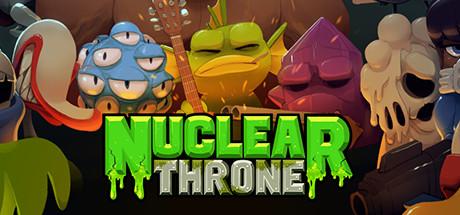 Nuclear Throne Portada