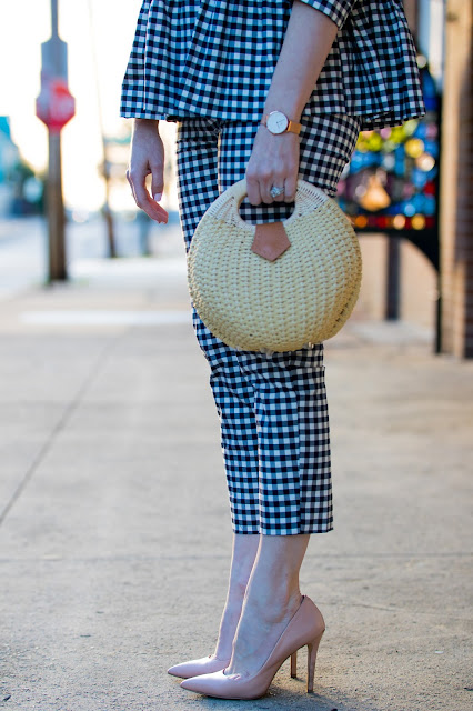 victoria-beckham-for-target-gingham-outfit