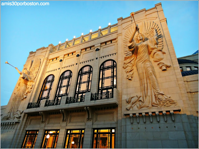 The Bass Performance Hall, Fort Worth