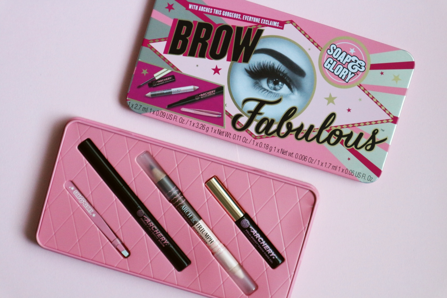 soap and glory brow fabulous