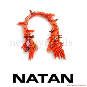 Queen Maxima style Natan Necklace