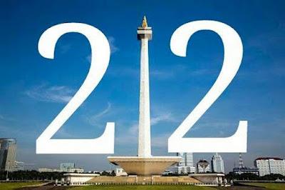 Awas...!!! Aksi Reuni 212 Bisa Menjadi Aksi Gulingkan Jokowi...?