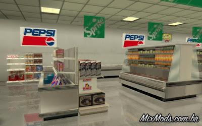 Mercados com produtos de 1992