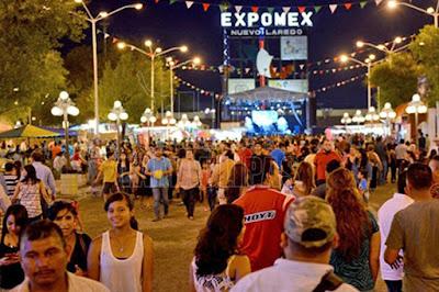 expomex nuevo laredo feria 2018
