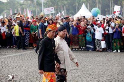 Jokowi Ingin Segera Bertemu Prabowo