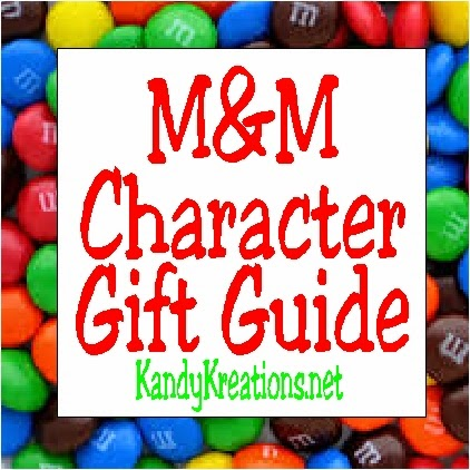 Enjoy the M&M characters in your home with this fun M&M character gift guide.  Here are some fun and unique items to give to anyone who is a fan of Red, Green, Yellow, Blue, Orange, or Mrs. Brown.