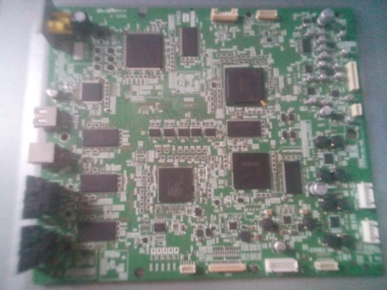 Mainboard Yamaha PSR S950 DM YD846