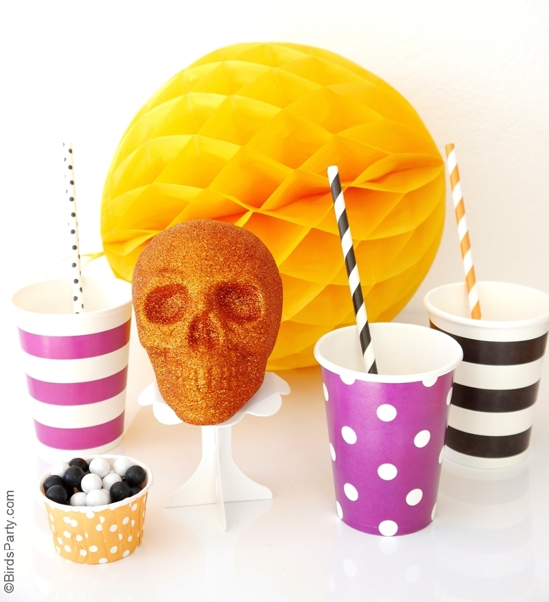 Super Easy Halloween Party Ideas & a FLASH SALE
