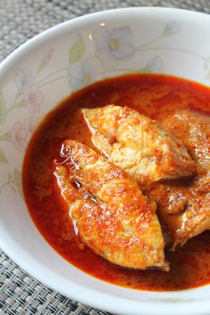 Assalamualaikum pembaca blog  yang budiman Asam Pedas Ikan Merah Melaka Yang Sedap