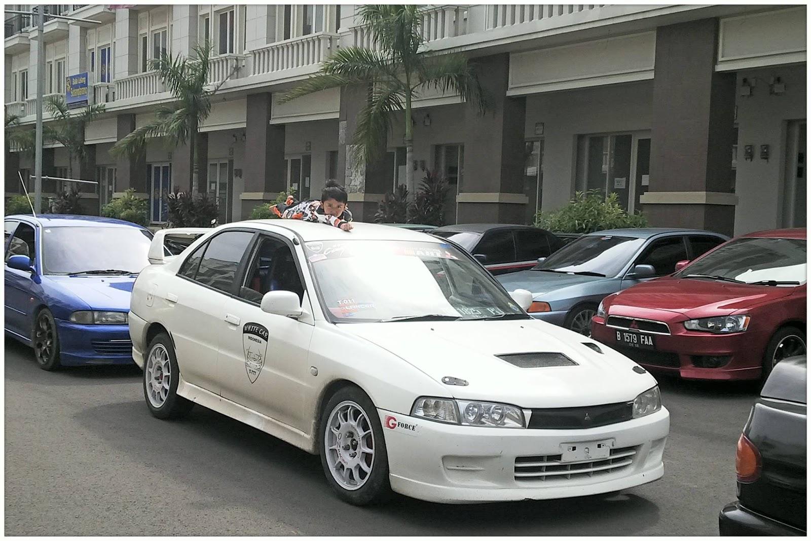 Mitsubishi Lancer Indonesia: Kumpulan Poto Modifikasi