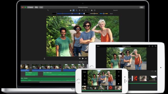 Apple iMovie editing video untuk youtube