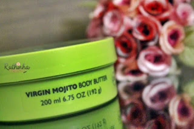 hidratar hidratação pele inverno blog ruthinha cardoso resenha body butter the body shop mojito