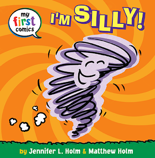 https://www.amazon.com/Im-Silly-My-First-Comics/dp/0553533487/