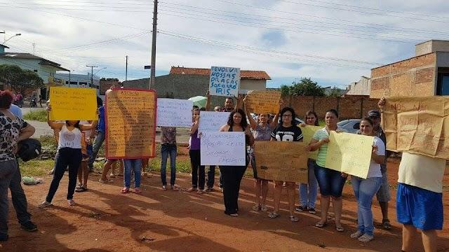 Região Leste de Goiânia protesta contra desafetação de áreas públicas