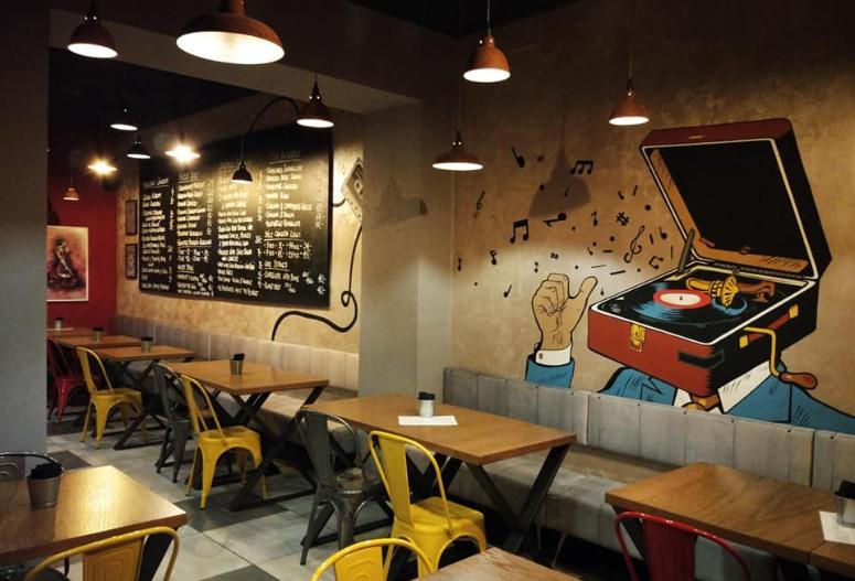 SuperNowa Resto Music Bar Krakow