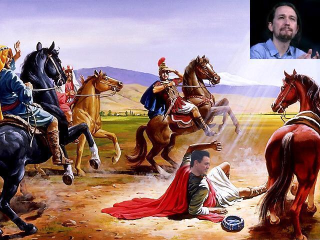 Resultado de imagen de populismo (pablo iglesias y Pedro Sánchez)