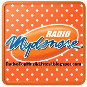 Radyo Mydonose Yabancı Hit Top 100 Listesi Albüm İndir Ekim 2016