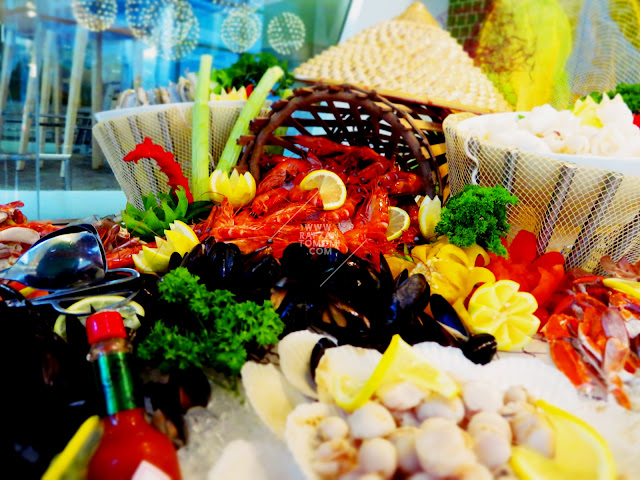 Meneroka Buffet Treasure Of The Sea Di Aloft KL Sentral