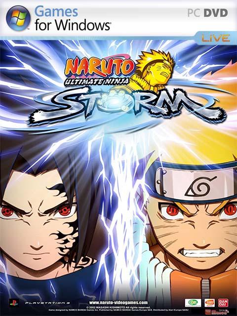 تحميل لعبة NARUTO Ultimate Ninja STORM برابط مباشر + تورنت
