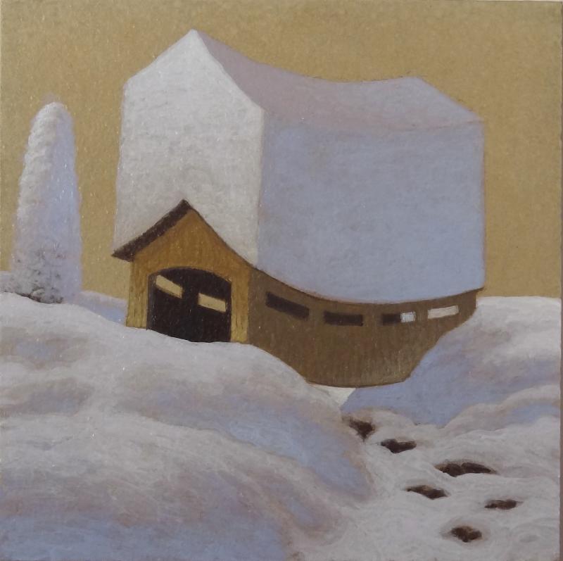 A longhouse birdhouse seasons greetings for Longhouse birdhouse