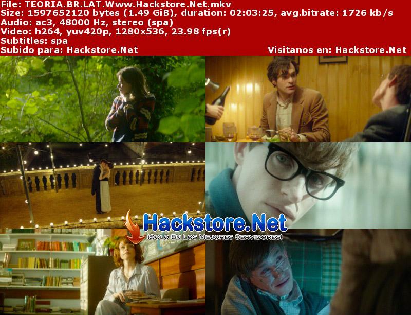 Capturas de La Teoría del Todo (2014) Blu-Ray RIP HD Latino