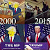 Donald Trump y Los Simpson: La realidad alcanza a la ficción una vez mas
