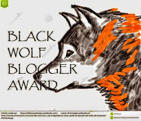 PREMIO BLACK WOLF BLOGGER AWARD